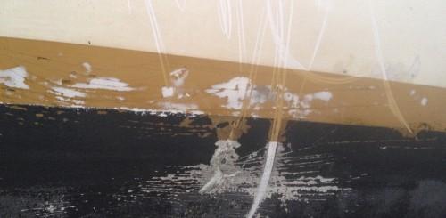 Hull scrape