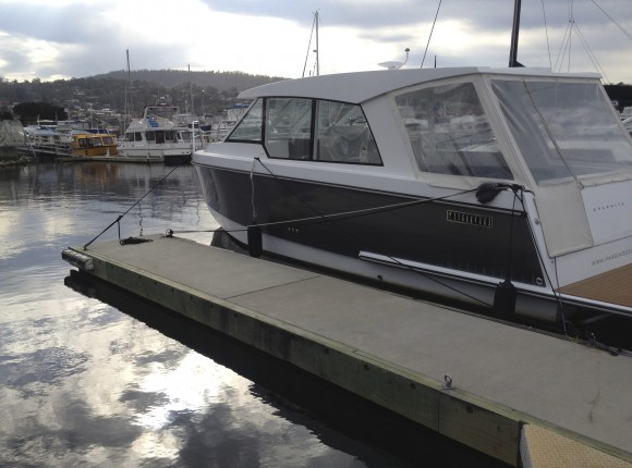 Custom Build of 9.5m Cabin Cruiser